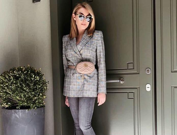 Τατιάνα Στεφανίδου: Το βιολετί jumpsuit από τα Zara που έκλεψε τις εντυπώσεις! Πόσο κοστίζει;