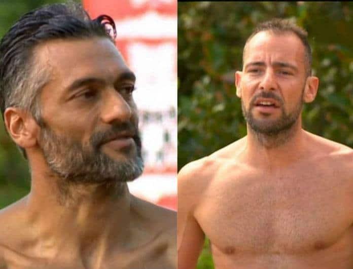 Survivor - Παρασκήνιο: Το πραγματικό πρόσωπο του Κρητικού και το συμβάν με τον Σώζoντα! Ποιος από τους δύο λέει αλήθεια;