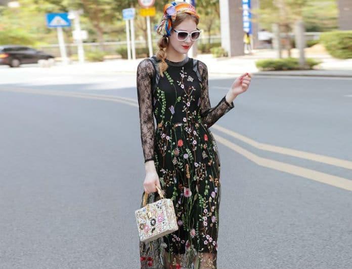 Ladylike floral: Τα πιο hot items της αγοράς για να μαγνητίσεις τα βλέμματα!