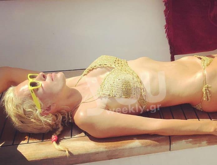 Μόνο στο Youweekly.gr! Η δίαιτα της Ελένης Μενεγάκη για αποτοξίνωση μετά το Πάσχα!