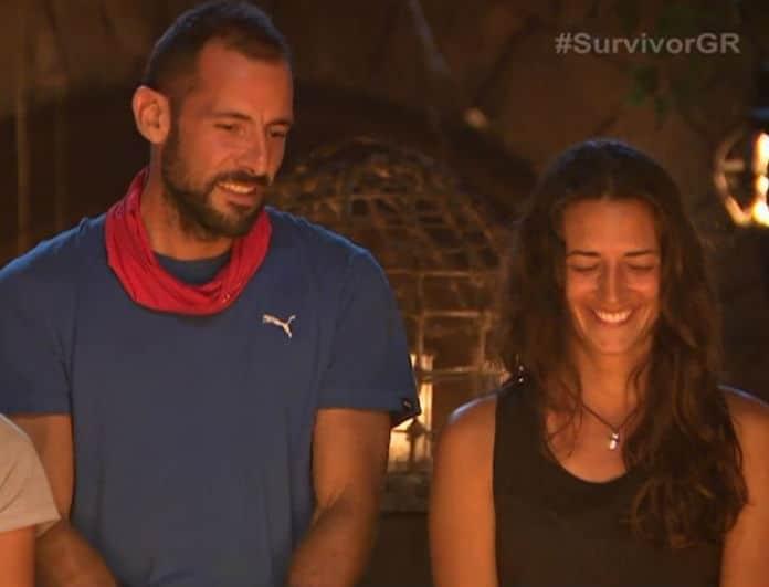 Survivor 2: Το Twitter τρολάρει το...ρομαντικό γεύμα Χάρου - Εύης: