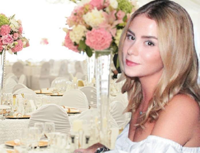"""Άλλος ένας ισχυρός γάμος στην ελληνική showbiz! Η """"βασίλισσα"""" των κλιματιστικών... παντρεύεται!"""