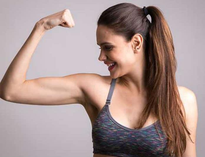 Έχεις χαλάρωση στα χέρια; 3+1 ασκήσεις για να δεις γρήγορα αποτελέσματα!