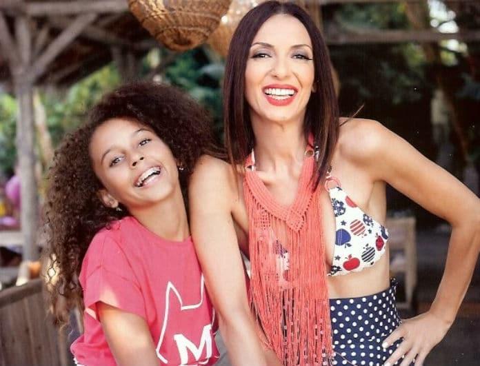 Πάσχα στην Αμερική με την κόρη της έκανε η Ματθίλδη Μαγγίρα! Οι τρυφερές φωτογραφίες στα social media!