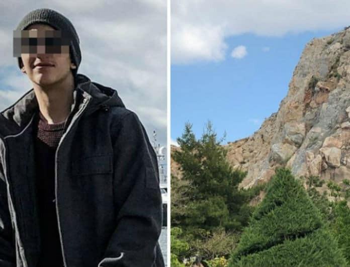 Θλίψη: Αυτός είναι ο 16χρονος που σκοτώθηκε πέφτοντας από βράχο στο Κερατσίνι! (Photos)