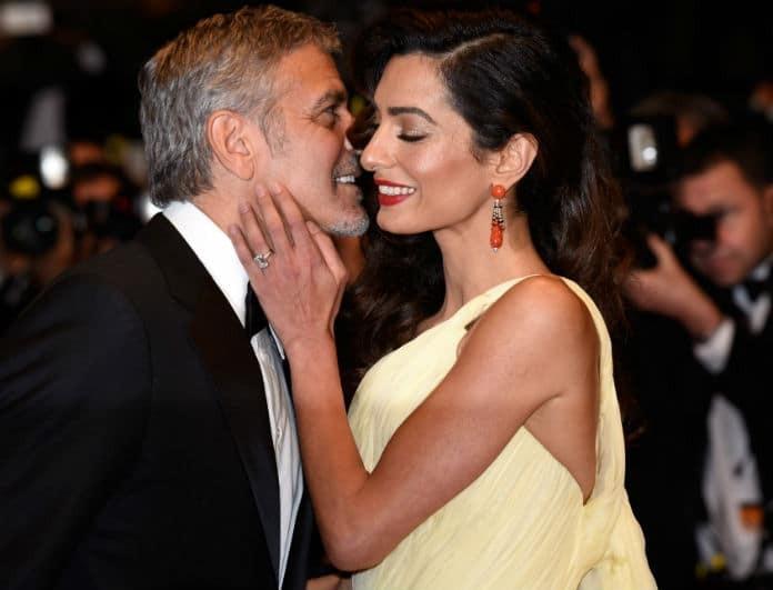 H Amal Clooney φόρεσε το πιο hot trend για το καλοκαίρι 2018! Το χρώμα που μας δίχασε αλλά.. θα τολμήσουμε!