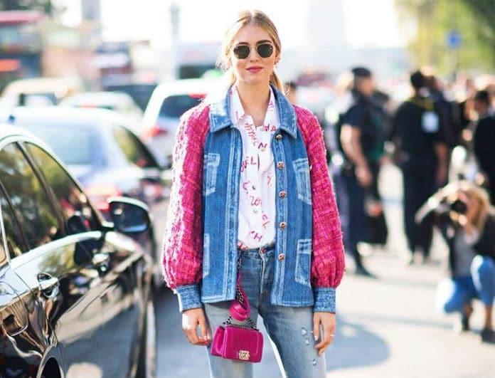 Bάλε το statement τζιν σου, σαν την Chiara Ferragni! Οι πιο stylish επιλογές για σένα...