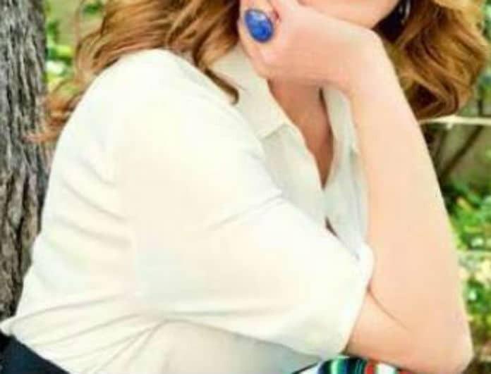 57χρονη Ελληνίδα ηθοποιός ποζάρει με μαγιό... και κόβει την ανάσα !Ο λόγος για την ..