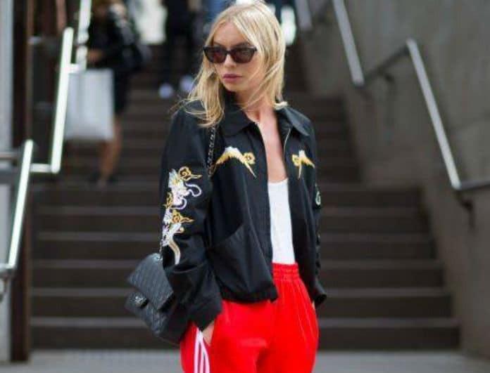 Sporty look: Πως να φορέσεις τις φόρμες σου με στιλ!