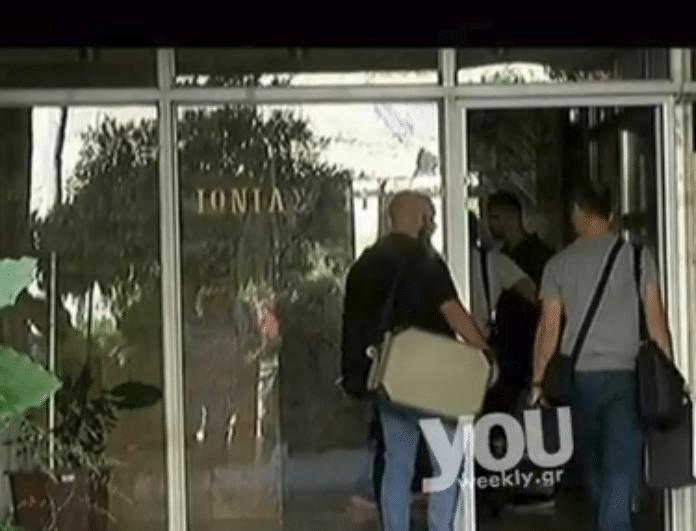 Ν.Σμύρνη: Σοκάρουν τα λόγια του μητροκτόνου που είπε Αστυνομικούς! (Βίντεο)