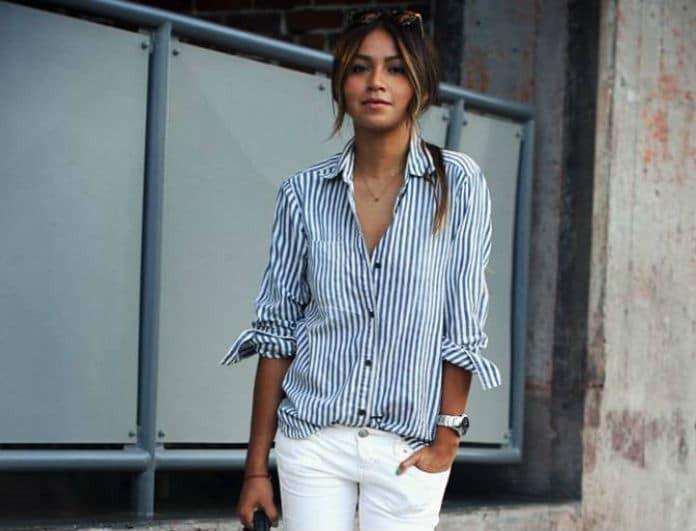 Λευκή παντελόνα: Πως να την συνδυάσεις το φετινό καλοκαίρι για να έχεις τα πιο chic σύνολα!