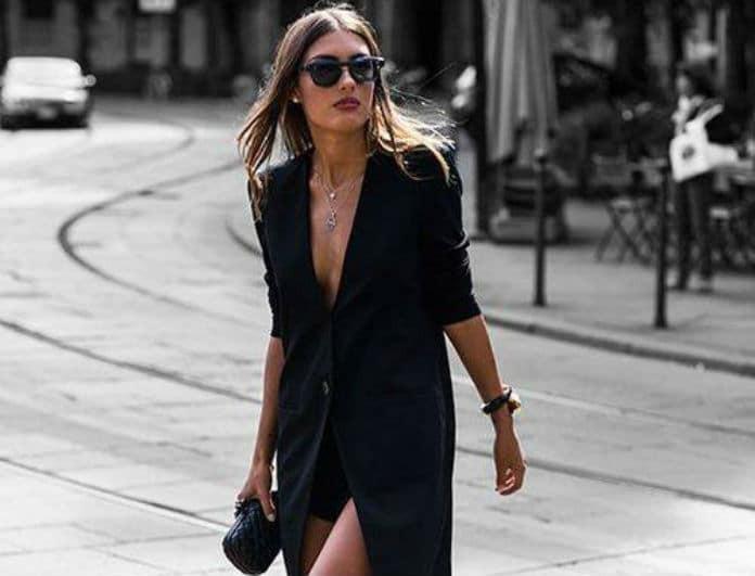 Αγαπάς τα total black σύνολα; Το Youweekly.gr σου προτείνει την πιο chic επιλογή για ένα stylish summer look!