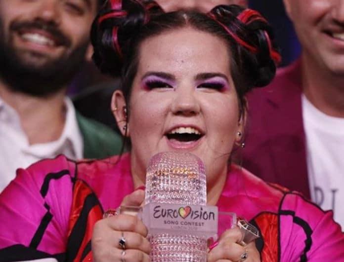Eurovision 2018: Το πρώτο μήνυμα της Netta μετά τη νίκη και η συγκίνηση: