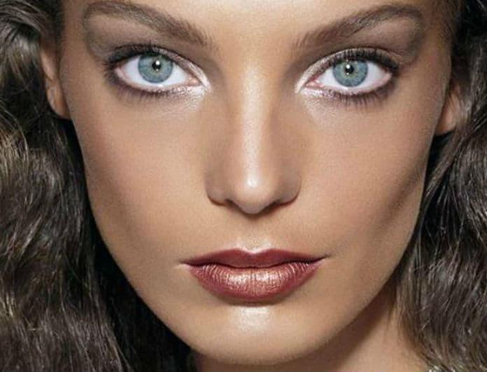 White under eyes: Το μοντέρνο συναντά το κλασσικό! H τάση που δώσει μια διαφορετική πινελιά στο μακιγιάζ σου!