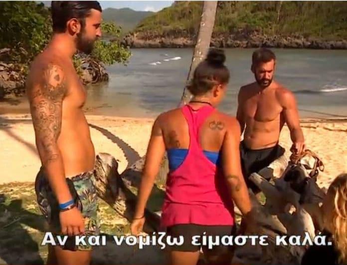 Survivor 2: Διέρρευσαν πλάνα από το σημερινό επεισόδιο! Χαμός... (Βίντεο)