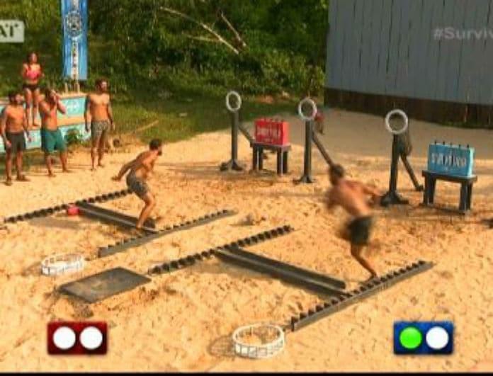 Survivor 2: Η σκρόφ@, οι πίπeς το κρεμασμένο παντελόνι και οι.... Κατσιμιχαίοι! - Ατάκες - φαρμάκι στο twitter!