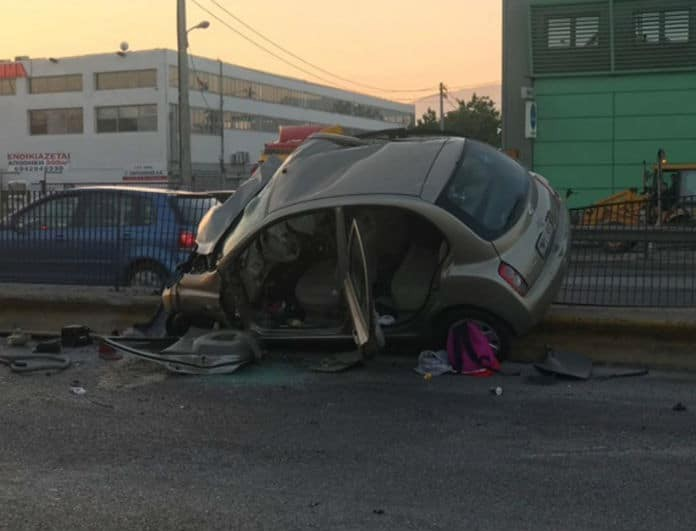 Τραγική ειρωνεία: Γιο κι αδελφό έχει χάσει σε τροχαία ο οδηγός της νταλίκας στον Κηφισό!