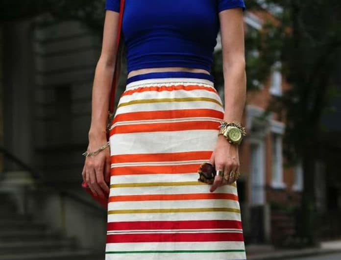 Bold Stripes: Η αμφιλεγόμενη τάση που έχει προκαλέσει φρενίτιδα στο εξωτερικό! Εσύ θα το τολμήσεις;