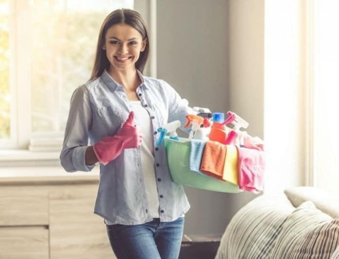 Κάνε γενική στο σπίτι σου σε μόλις...1 ώρα! Tips που θα σου λύσουν τα χέρια!