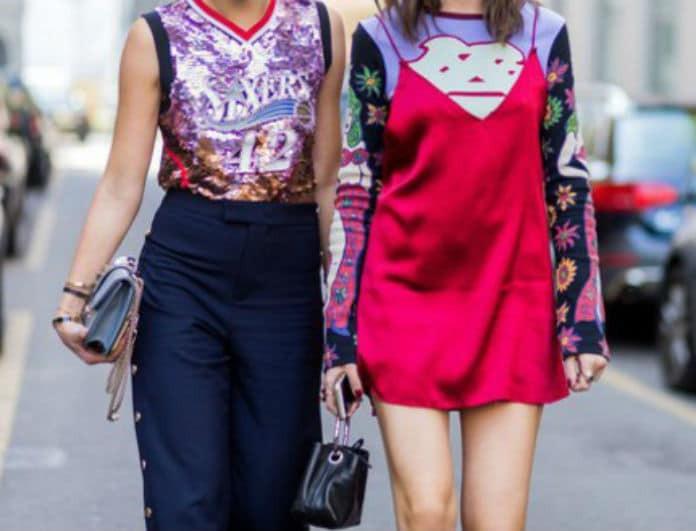 Put you shirt on: Κάνε το απόλυτο street style! Πως θα φορέσεις το αγαπημένο σου τοπ με φόρεμα!