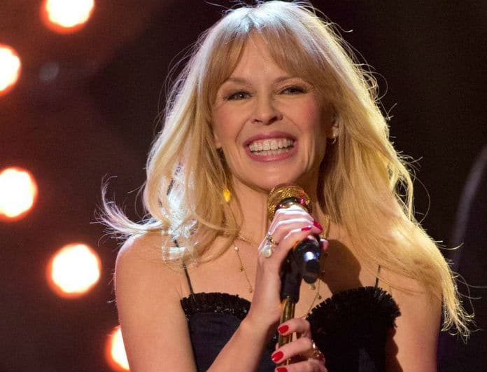 Kylie Minogue: Γιόρτασε τα 50 της γενέθλια...με μια ολόγυμνη φωτογραφία! Η ανάρτηση στα social media!