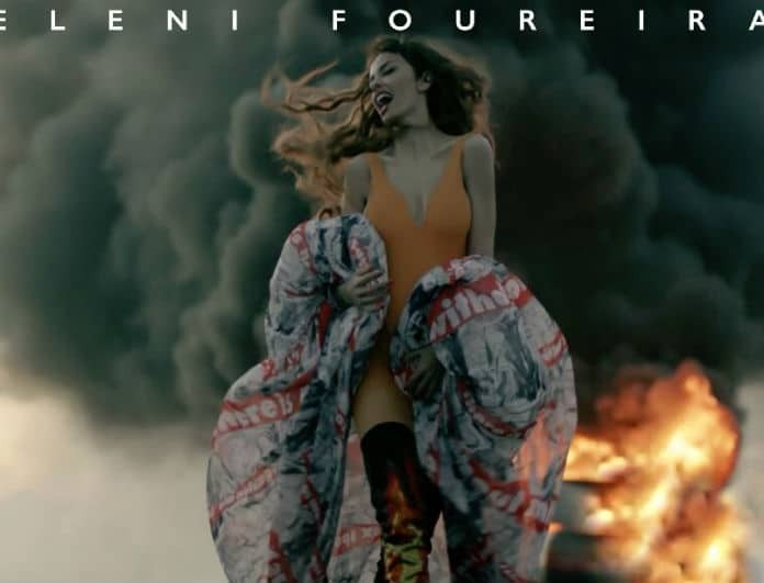 Eurovision 2018: Η Ελένη Φουρέιρα κυκλοφόρησε το Fuego στα Ισπανικά! Πως σας φαίνεται;