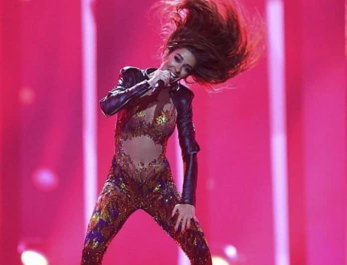 Κι όμως! Δεν είναι η πρώτη φορά που βλέπουμε την Φουρέιρα στην Eurovision! Αποκλείεται να το θυμάστε!