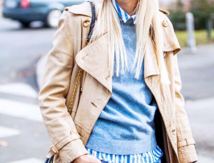 Trench Coats: Το απόλυτο fashion item για την φετινή Άνοιξη! Πως θα το φορέσεις σωστά...