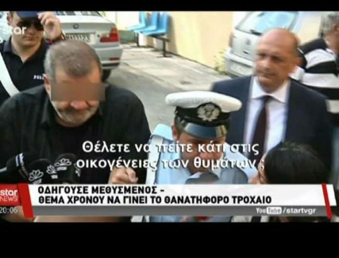 Τροχαίο Κηφισός: Τι είπε στον εισαγγελέα ο οδηγός της νταλίκας; Η κατάθεσή του.... (Βίντεο)