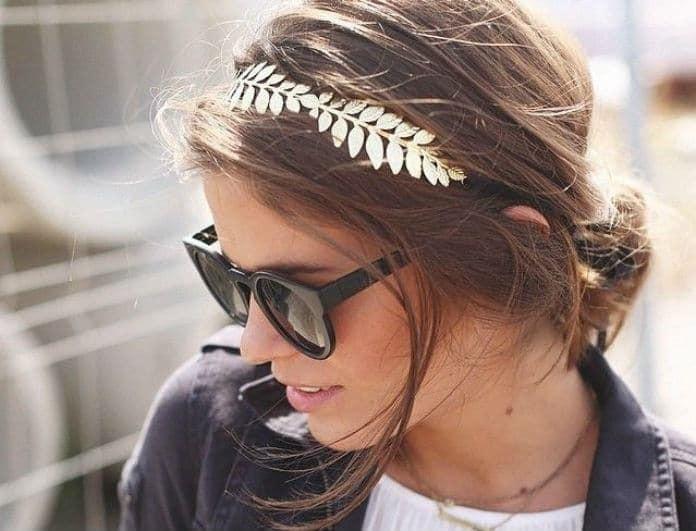 Στόλισε τα μαλλιά σου! Ο οδηγός για το απόλυτο hair styling με κοσμήματα και κορδέλες!