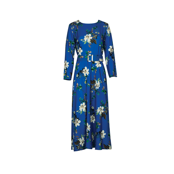 Φόρεσε το floral φόρεμα όπως η Κατερίνα Καραβάτου! Δες πως να ... 2834637af97