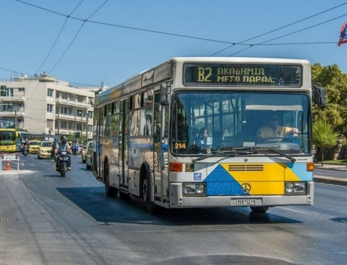 Νέα ταλαιπωρία για το επιβατικό κοινό: Στάση εργασίας σήμερα στα λεωφορεία!