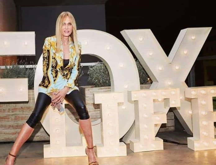 Κατερίνα Γιατζόγλου: Τι φόρεσε το απόλυτο fashion icon! Το costume made σακάκι byDonatella Vercase που «έκλεψε» τις εντυπώσεις!