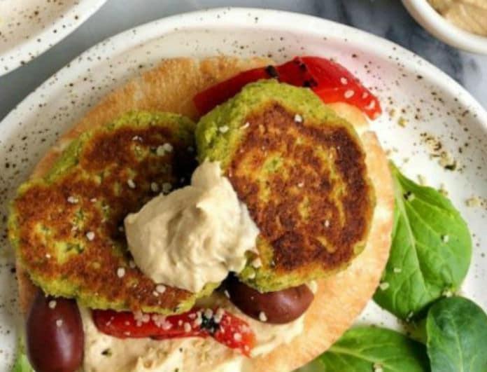 Νόστιμα falafel…έτοιμα σε λιγότερο από 10 λεπτά!