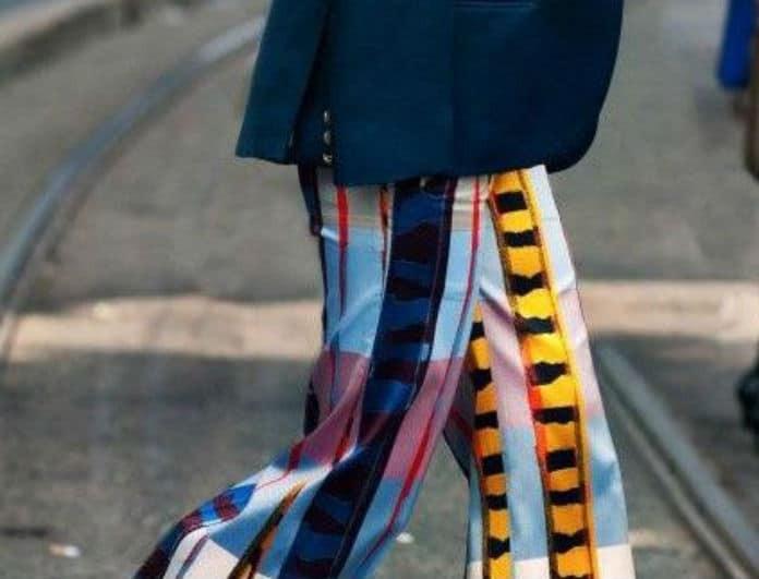 Fancy pants: Το νέο hot trend για το φετινό καλοκαίρι! Αυτά είναι τα παντελόνια για να κάνεις μοναδικές εμφανίσεις!