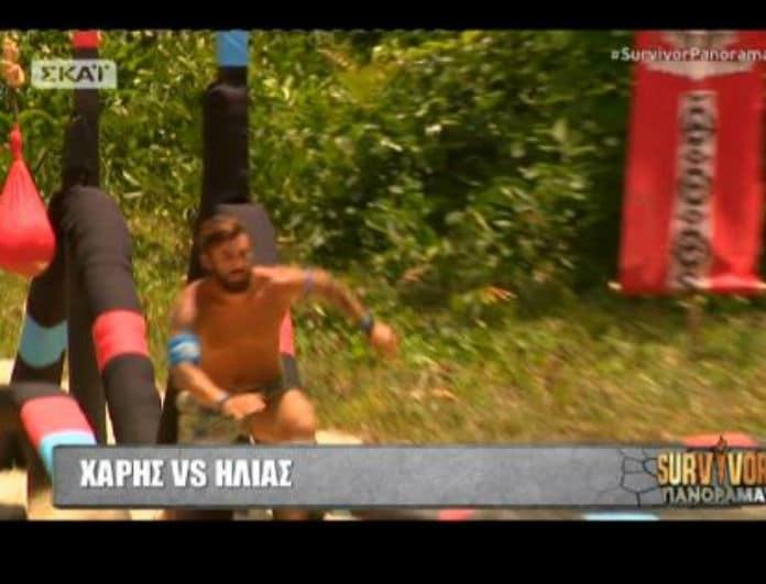 Survivor Panorama: To πρώτο ματσάρισμα από τον αγώνα επάθλου! Ποιος κερδίζει; (Βίντεο)