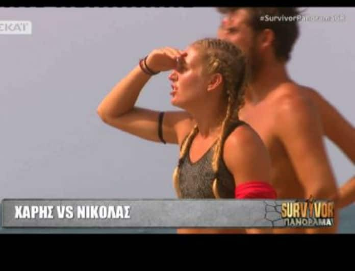 Survivor Panorama: To πρώτο ματσάρισμα από τον αγώνα ασυλίας! Ποιος κερδίζει; (Βίντεο)