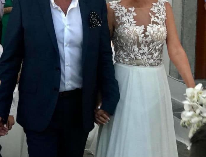 Γάμος έκπληξη στην ελληνική showbiz! Αγαπημένο ζευγάρι παντρεύτηκε και δεν τους πήρε κανείς χαμπάρι!