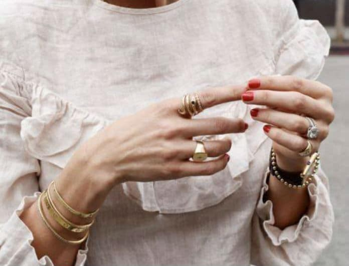 Η προσιτή πολυτέλεια που αγαπάει κάθε γυναίκα! Τα κοσμήματα που θα απογειώσουν την εμφάνιση του!