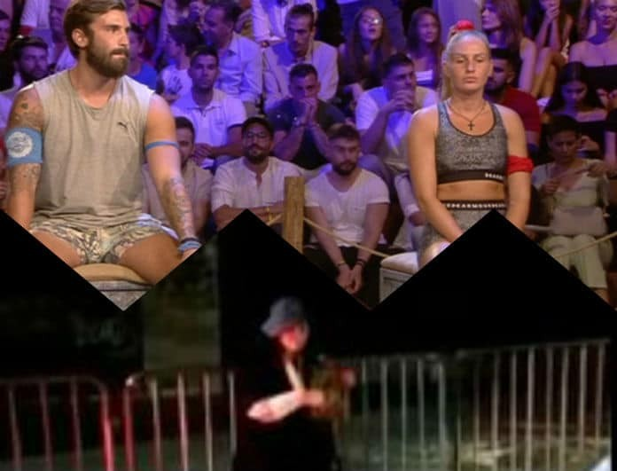 Survivor - τελικός: Η Ελένη Λουκά