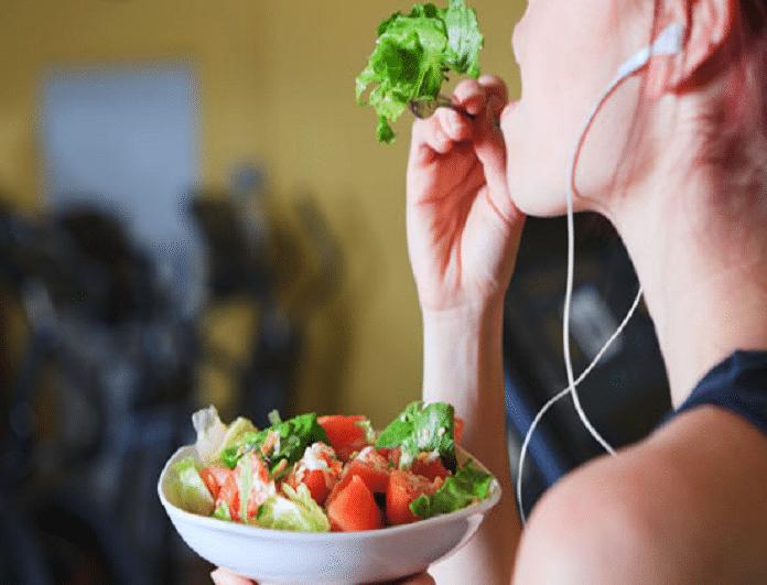 Τι να φας μετά την άσκηση για να δεις γρήγορα αποτελέσματα στο σώμα σου!