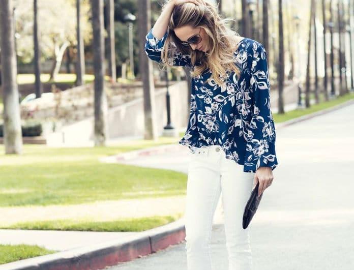Floral top: Πως θα συνδυάσει σωστά το απόλυτο trend για το φετινό καλοκαίρι!