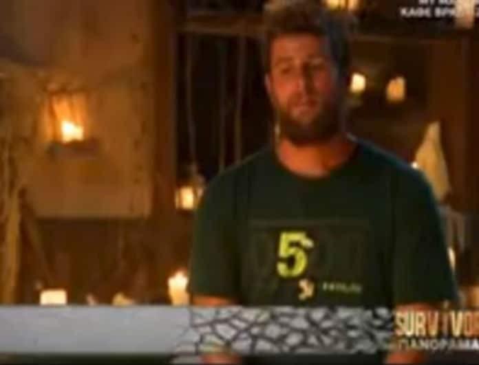 Survivor Panorama: Οι πρώτες δηλώσεις του Γιάννη Τσίλη μετά την αποχώρηση του από τον Άγιο Δομίνικο! (Βίντεο)