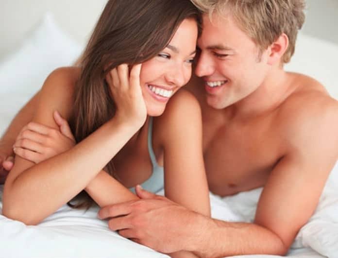 να βγαίνεις με κάποιον, αλλά να αγαπάς τον πρώην σου