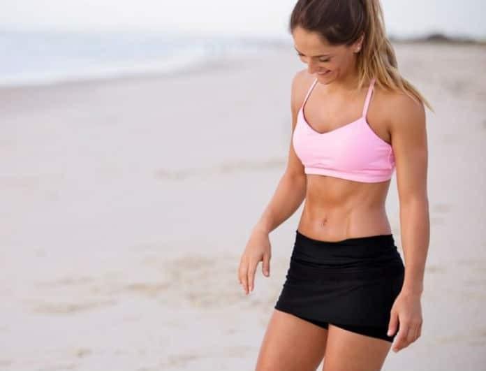 Απόκτησε επίπεδη κοιλιά με 5 κινήσεις! Η εύκολη γυμναστική που βάζει τέρμα στις δικαιολογίες!