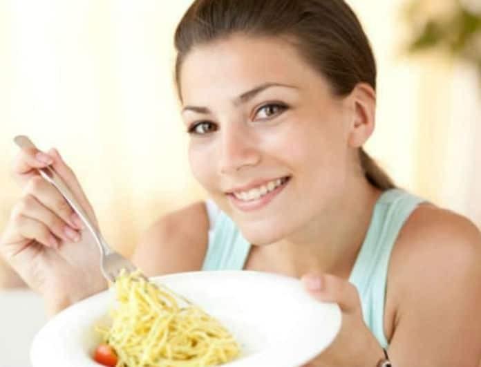 Πως να τρώτε μακαρόνια χωρίς να παχαίνετε! Ο σίγουρος τρόπος που θα σας εκπλήξει!