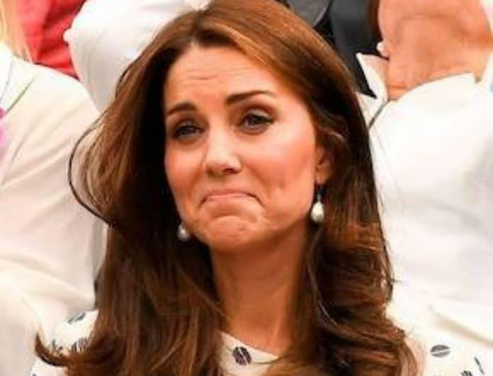 Kate Middleton: Η πρόστυχη φωτογραφία της που έχει γίνει viral! Δείτε γιατί....
