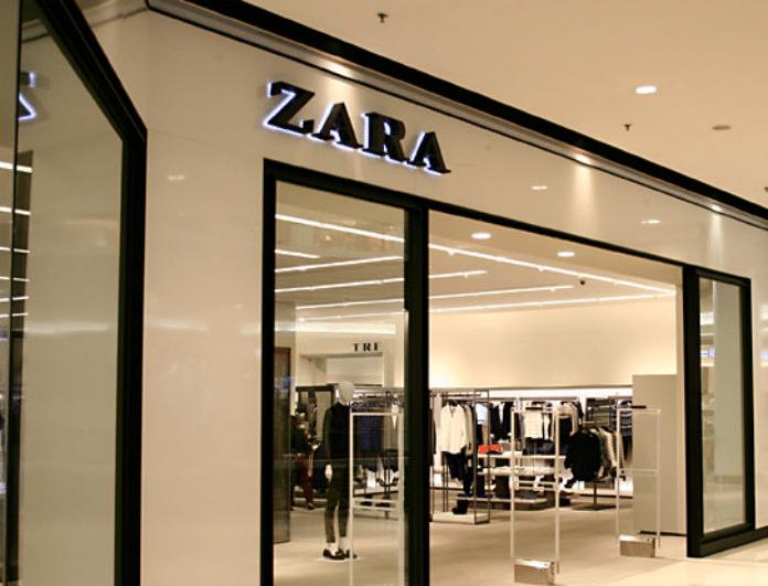 Shop it! Το καλοκαιρινό φόρεμα από τα Zara που δεν πρέπει να λείπει από την γκαρνταρόμπα σου!