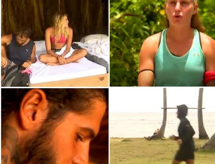 Survivor 2- Spoiler: Διέρρευσαν πλάνα από το σημερινό (05/07) επεισόδιο! (video)
