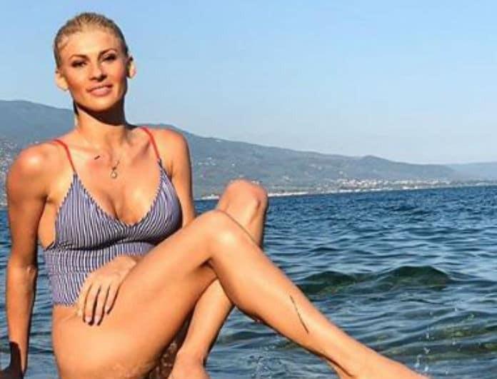 Όλγα Πηλιάκη: Τι άλλο θα κάνει αυτή η κοπέλα! Μας άφησε άφωνους!